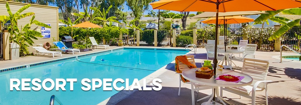 Circle RV Resort Specials