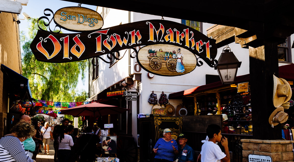 Be Sure To Visit Old Town San Diego When Staying At The Resort