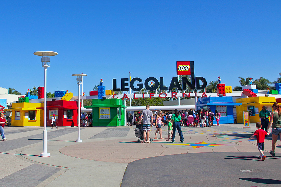 Legoland In Carlsbad California