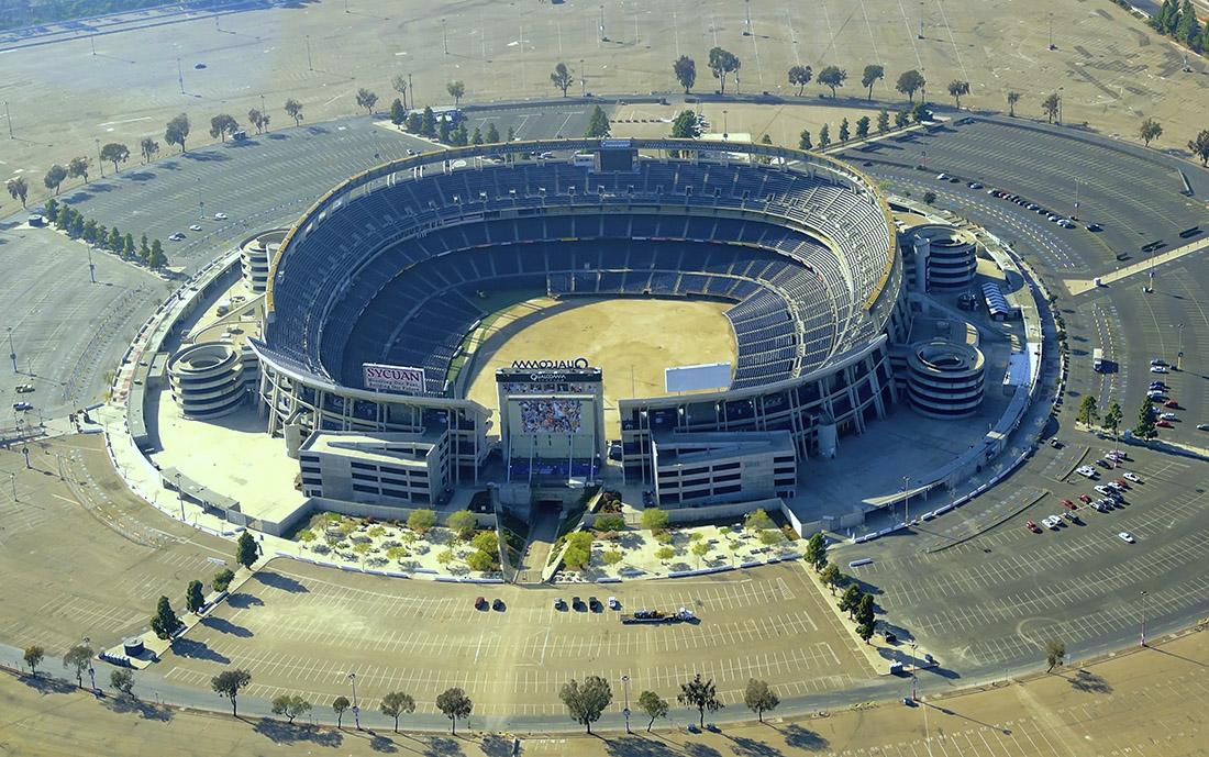 SDCCU Stadium in San Diego