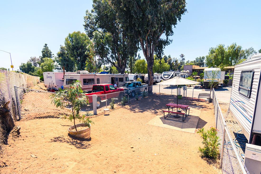 Circle RV Resort Dog Park